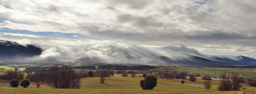 Overcast Somosierra